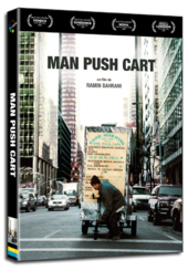 Man push cart
